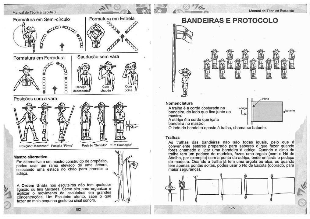 Mini Manual de Técnica Escutista | Agrupamento 1316 ...