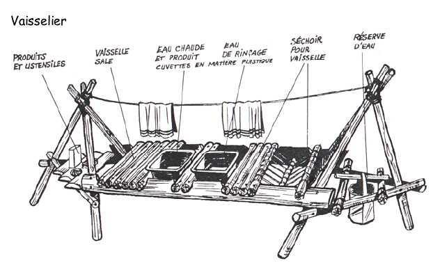 vaisselier froissartage installations pinterest. Black Bedroom Furniture Sets. Home Design Ideas