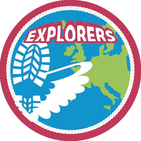 Afbeeldingsresultaat voor explorers speltakteken