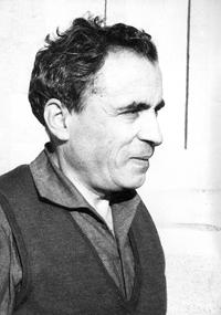 William Lemit, présenté sur la couverture du livre de Gérard Carreau