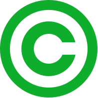 Fichier:Green copyright.png