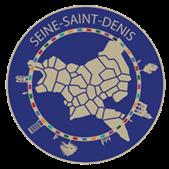 Insigne du territoire Seine-Saint-Denis