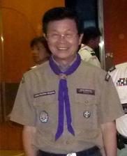 Chao Shou-Po, membre du comité mondial