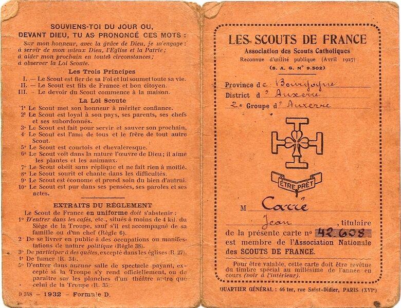 Fichier:Carte Scout SDF 1933 recto2.jpg
