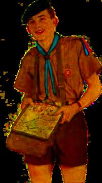 Uniforme scout - scoutisme - Scoutisme de Baden-Powell