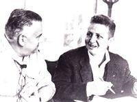 Michel Rigal et Michel Kieffer