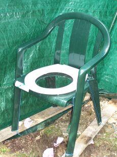 Un siège confortable pour les feuillées