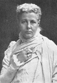 Annie Besant en 1897