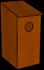 Nichoir pour oiseaux scoutopedia l 39 encyclop die scoute - Fabriquer un nichoir pour oiseaux facile ...