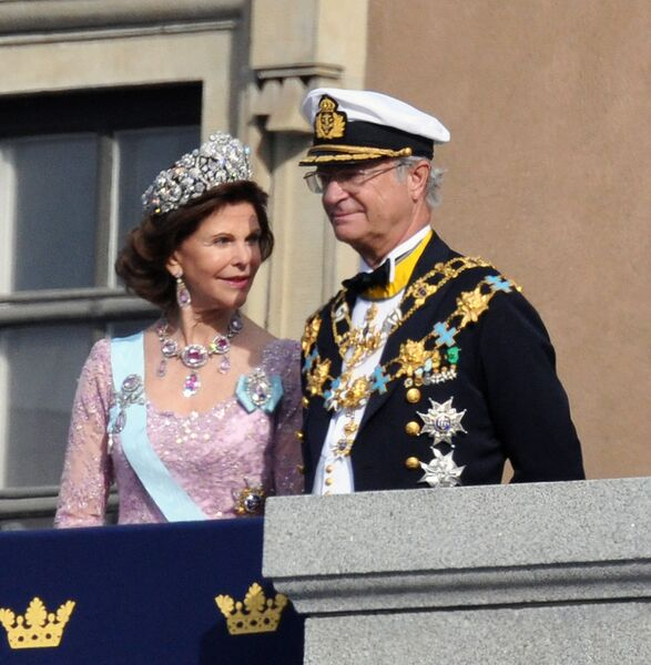 Fil:King and Queen of Sweden.jpg
