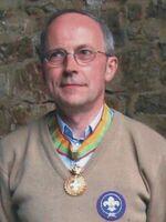 Commandeur de l'Ordre Scout du Mérite