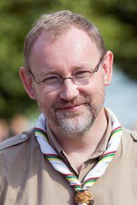 Pierre du Couëdic, nouveau président des SUF