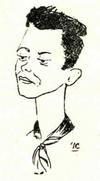 Caricature d'Alain Martin publiée dans Sois prêt