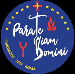 Logo de l'Euromoot 2019