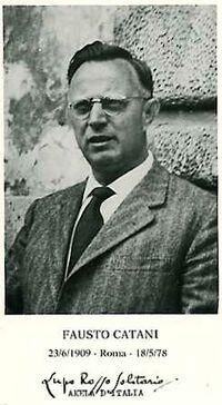 Fausto Catani