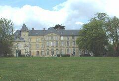 Le château de Jambville
