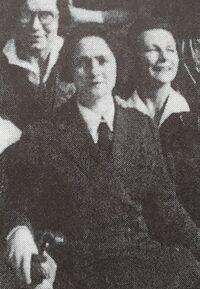 """""""Coq noir"""" avec les commissaires FFE en 1936"""