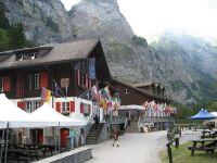 Le chalet de Kandersteg
