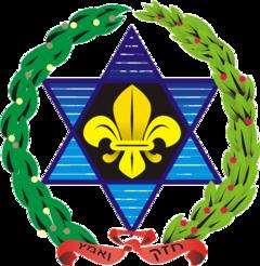 Logo du mouvement Hachomer Hatzaïr d'Australie