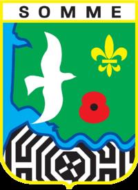 Insigne du territoire Somme