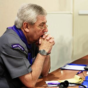 WOSM Eurasian and European scout meeting in Kyiv - 2009 - Panissod.jpg