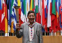 Le Cheikh Bentounes au parlement européen