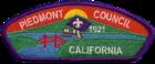 Piedmont Council #042