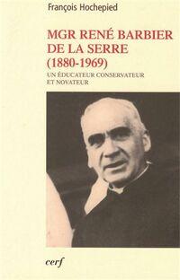 Couverture du livre qui lui est consacré par François Hochepied