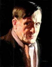 Autoportrait du peintre
