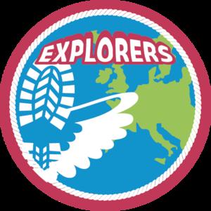 Afbeeldingsresultaat voor scouting explorer logo