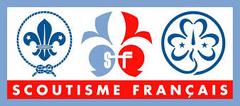Insigne d'appartenance à la fédération du scoutisme français