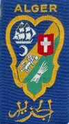 Insigne de la province Alger