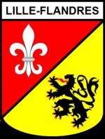 Insigne du Territoire Lille Flandres