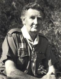 Victor J. Clapham (avec l'aimable autorisation de Scouts South Africa)