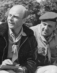 François Lebouteux et François Bodson, 1962