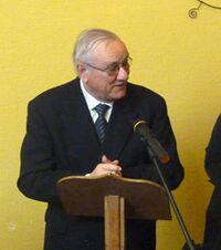 Alain Junqua en 2014