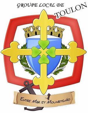 Logo du groupe de Toulon