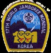 17° Jamboree mondiale dello scautismo
