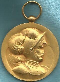 Médaille Bayard