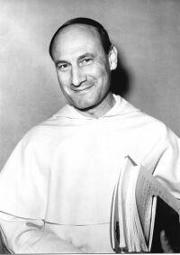 Dominique Pire en 1958