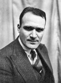 Léo Lagrange au congrès socialiste de 1932