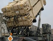 Maintenance check on a Patriot missile.jpg
