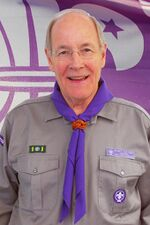 William Cronk sur le site scout.org