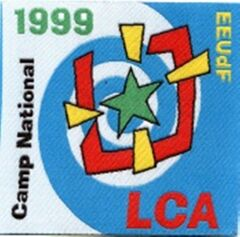 Camp national EEUdF 1999