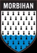 Insigne du Territoire Morbihan