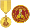Aloha Council Hawaiiana Award.png