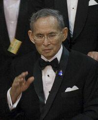 Le roi en 2010