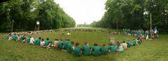 Rencontre traditionnelle des éclaireurs unionistes de Paris (2008)