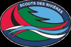 Badge du District des rivières