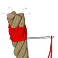 Four strands sailmaker's whipping 3.PNG